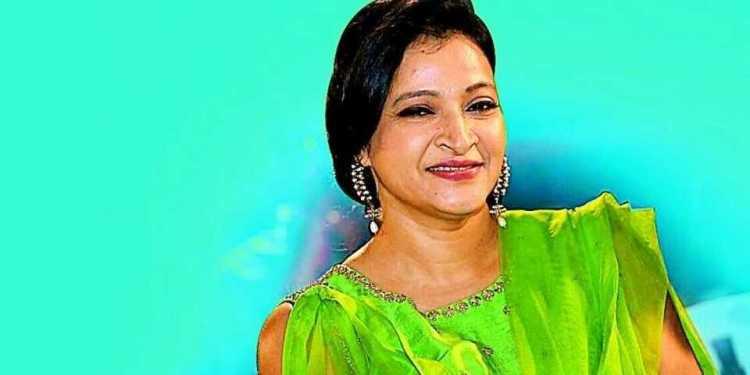 Manjula Ghattamaneni Bio Age Husband Salary Photos Videos Ig Fb Tw