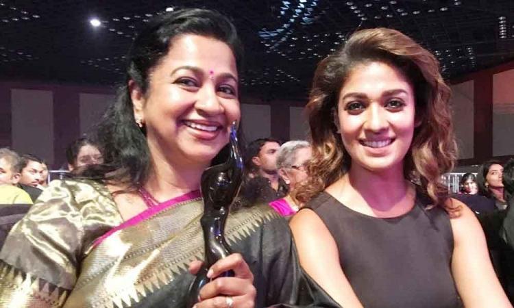 Radhika Famous role and Awards Won