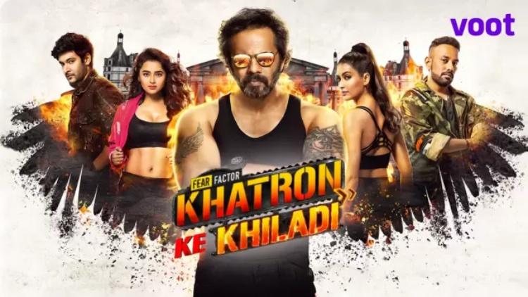 Avika Gor in Fear Factor Khatron Ke Khiladi 9