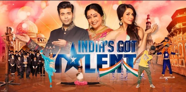 Avika Gor in India's Got Talent (season 1)