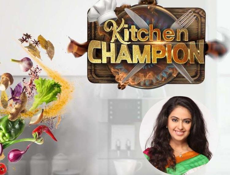 Avika Gor in Kitchen Champion 5