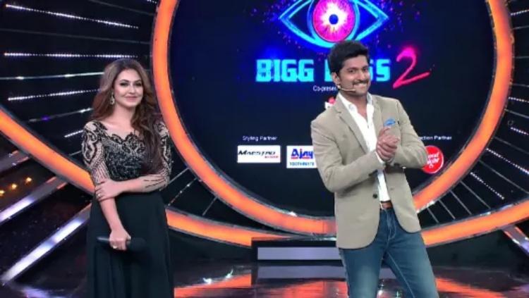 Nandini Rai in Bigg Boss2