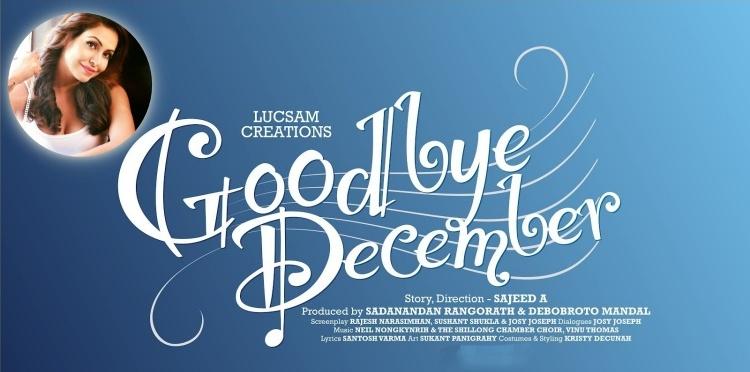 Nandini Rai in Goodbye December