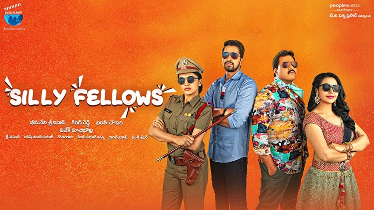 Nandini Rai in Silly Fellows