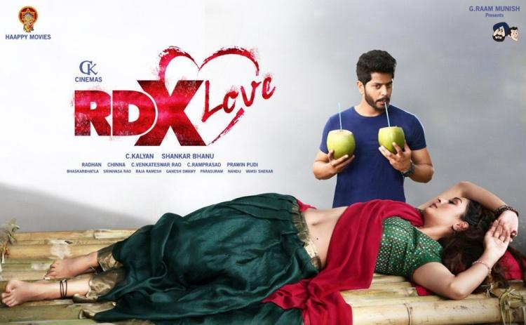 Payal Rajput in RDX Love