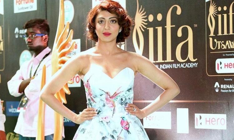 Pranitha Subhash Award Nominations