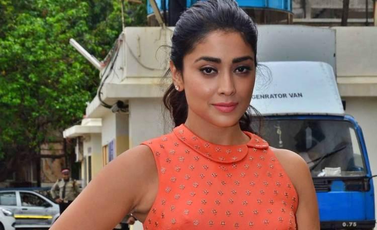 Shriya Saran Favourite Film, Actor and Actress