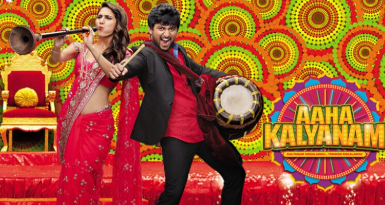 Aaha kalyanam In Vaani Kapoor
