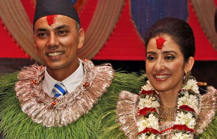 Manisha Koirala Marital Status and Boyfriends