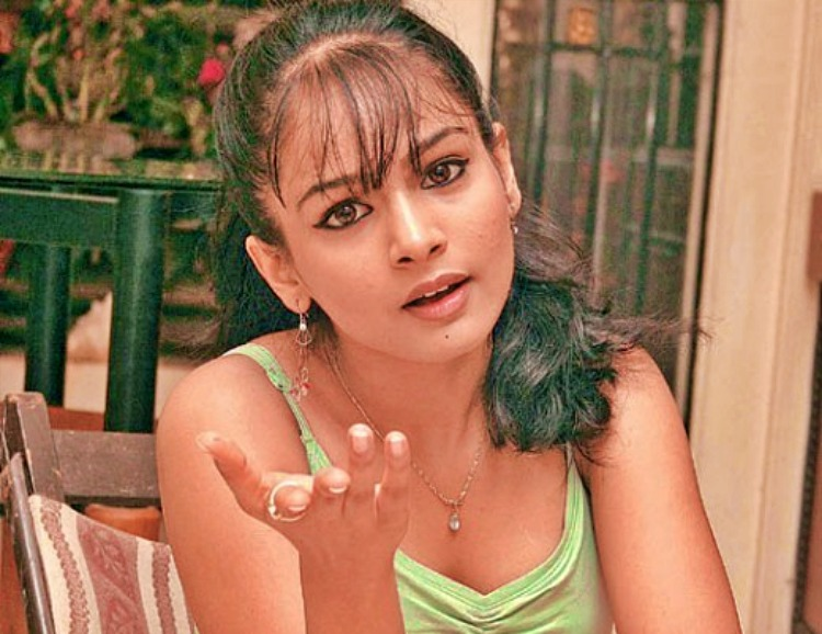 Poornitha Figure, Height, Weight, Hair Colour and Eye Colour