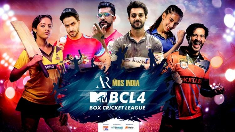 Preetika Rao in Box Cricket League