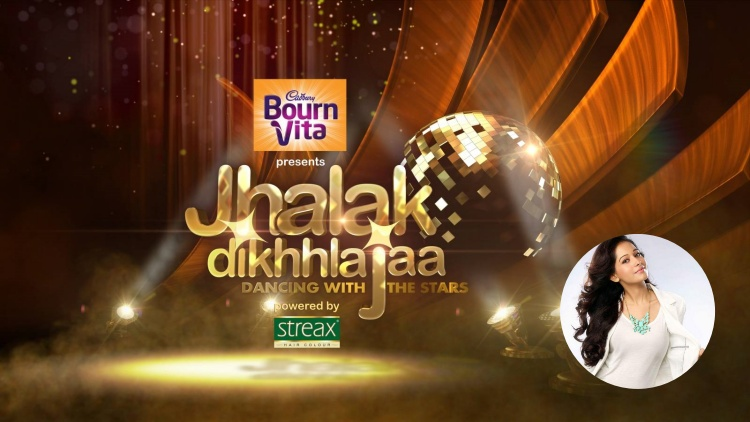 Preetika Rao in Jhalak Dikhhla Jaa Season 7