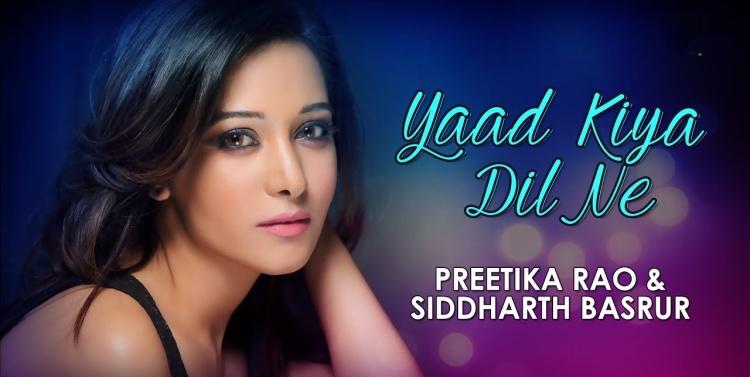 Preetika Rao in Yaad Kiya Dil Ne