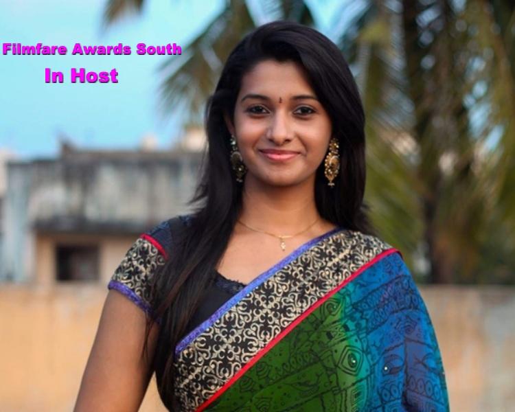 Priya Bhavani Shankar in Filmfare Awards South