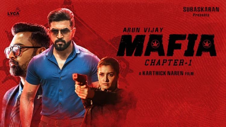 Priya Bhavani Shankar in Mafia Chapter 1