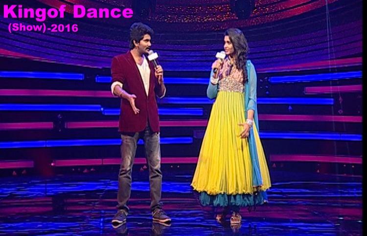 Priya bhavani shankar in Kings of Dance