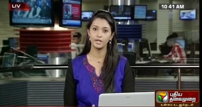 Priya bhavani shankar in Puthiya