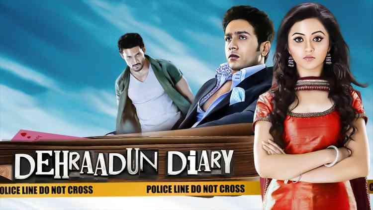 Ragini Nandwani in Dehraadun Diary