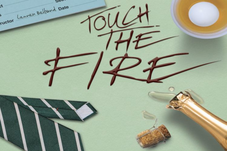 Touch the Fire in Poonam Pandey