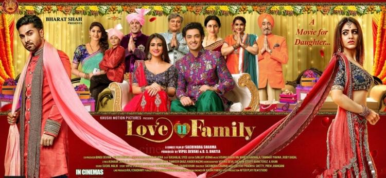 Aksha Pardasany in Love You Family