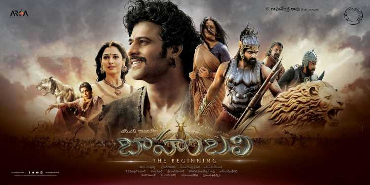 Baahubali The Beginning In Gabriela Bertante