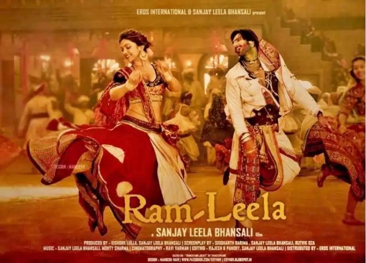 Goliyon Ki Raasleela Ram-Leela Movie