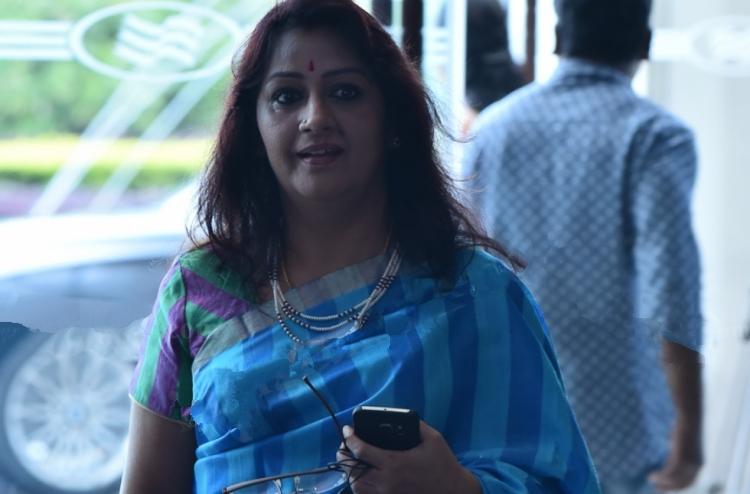 Menaka Sureshkumar Award Nominations