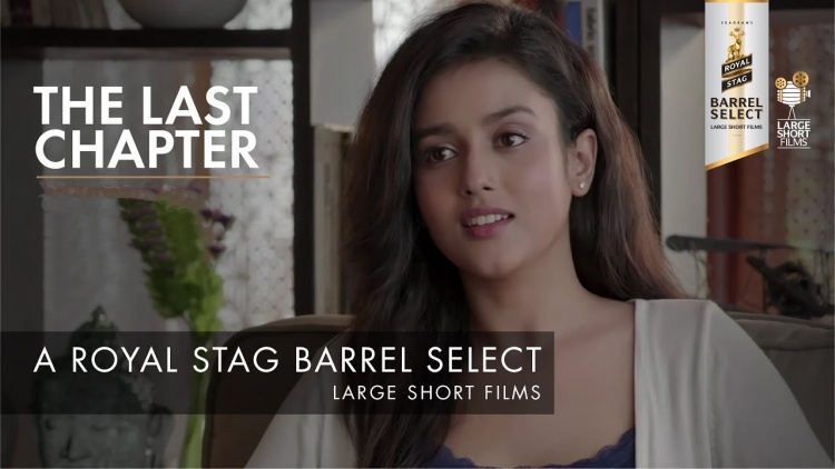 Mishti Chakraborthy in The last chapter