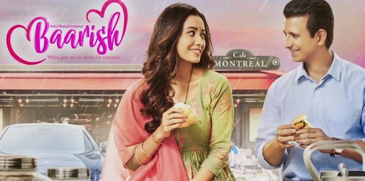 Priya Banerjee in Baarish (web series)