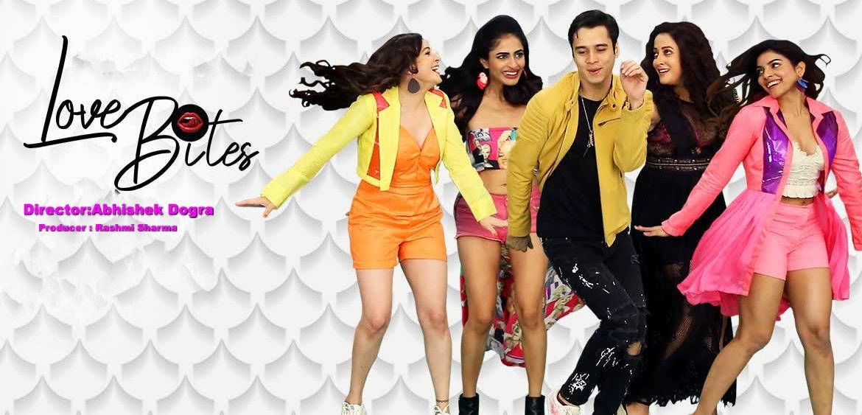 Priya Banerjee in Love bItes