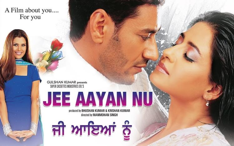 Priya Gill in Jee Aayan Nu