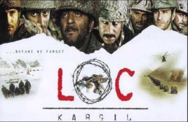 Priya Gill in LOC Kargil