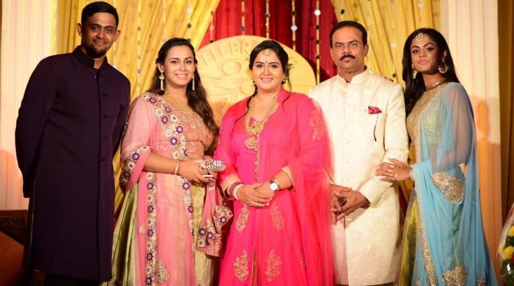 Radha Nickname, Father name, Mother name and Family details