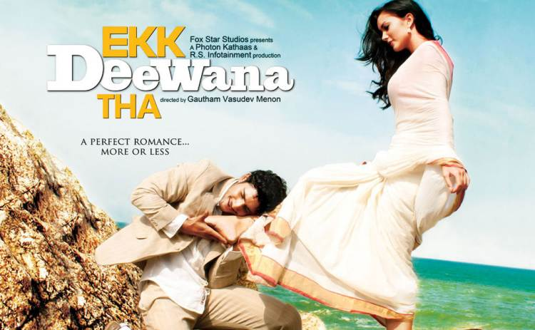 Amy Jackson in Ekk Deewana Tha