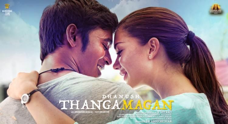 Amy Jackson in Thanga Magan