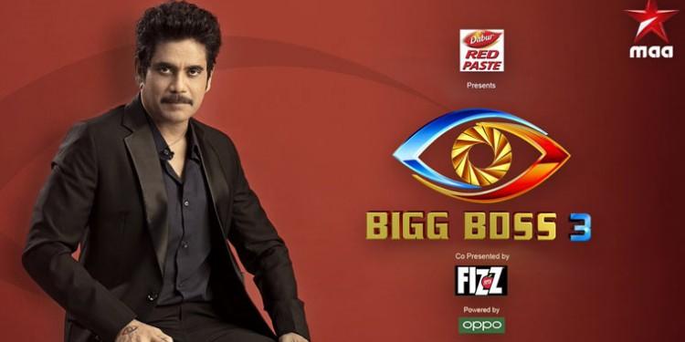Bigg Boss 3 in Nidhi Agarwal