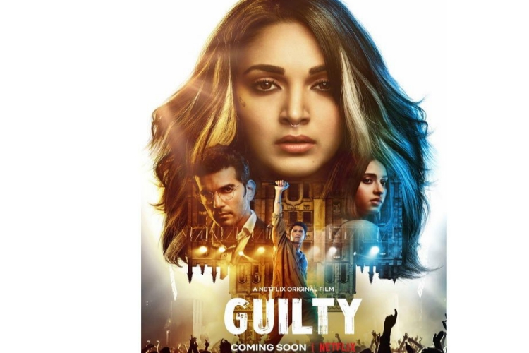 Kiara Advani in Guilty