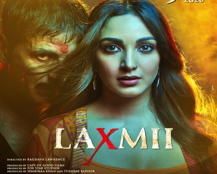 Kiara Advani in Laxmii