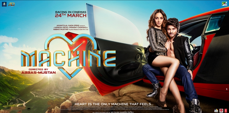Kiara Advani in Machine