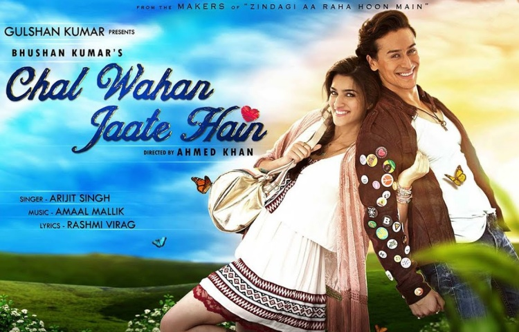 Kriti Sanon in Chal Wahan Jaate Hain