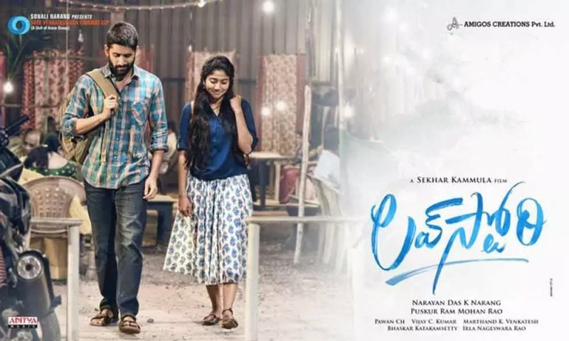 Sai Pallavi in Love Story