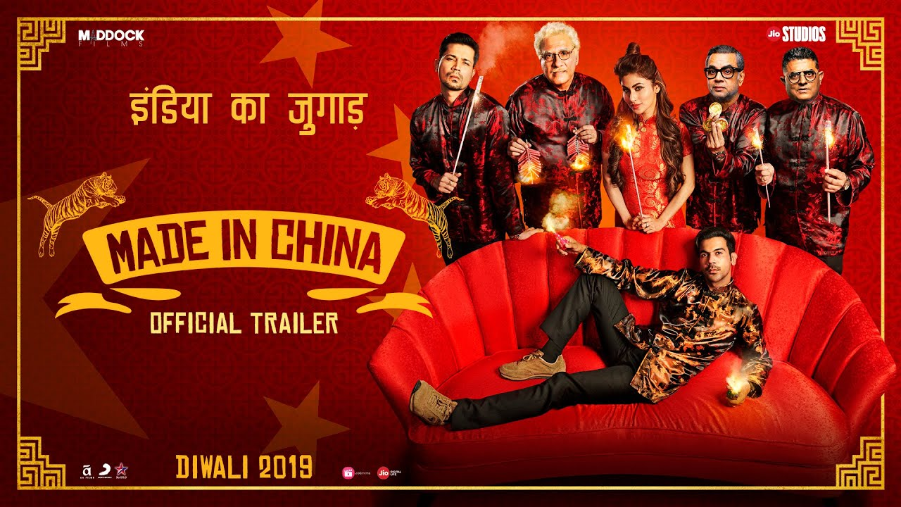 Amyra Dastur in Made in China