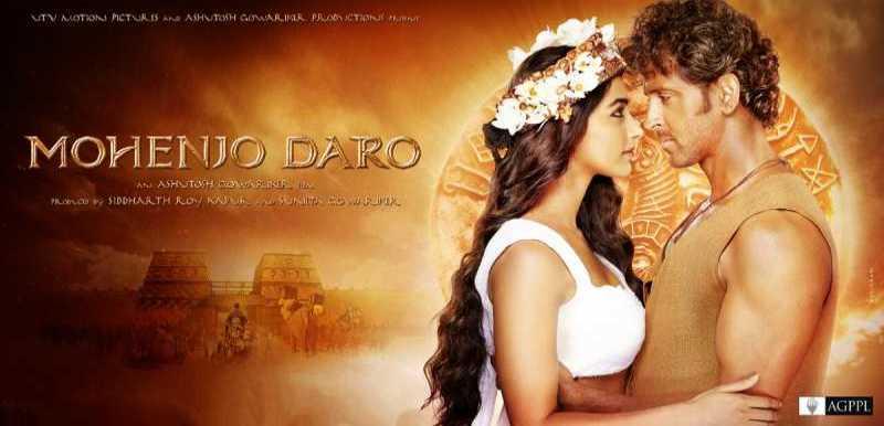 Pooja Hegde in Mohenjo Daro
