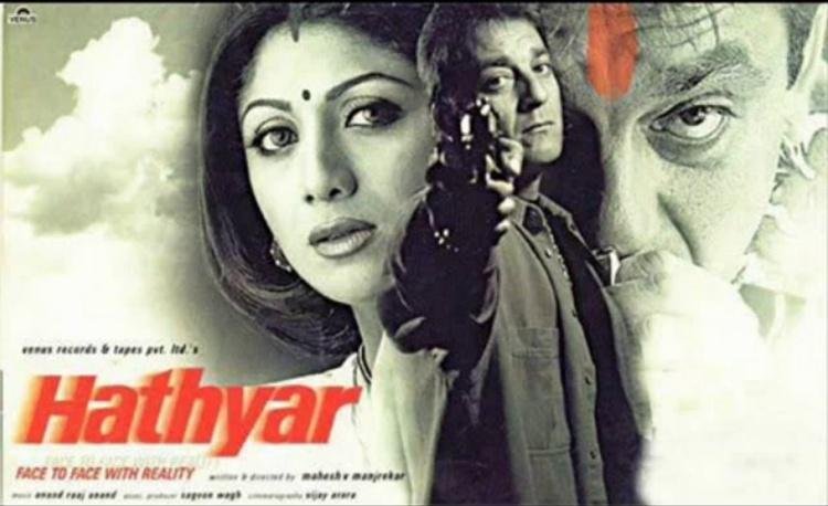 Ashima Bhalla in Hathyar