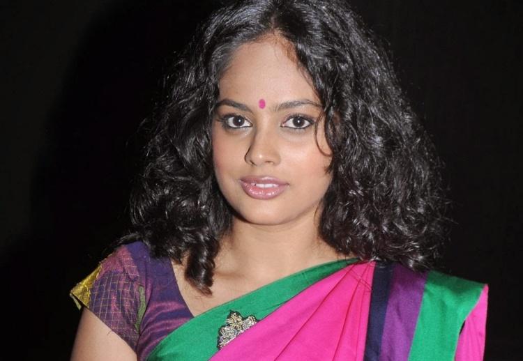 Nanditha Shwetha Figure, Height, Weight, Hair Colour and Eye Colour