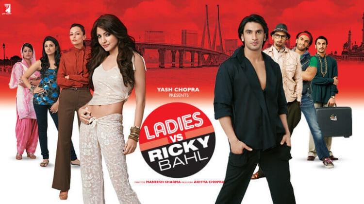 Parineeti Chopra in Ladies vs Ricky Bahl