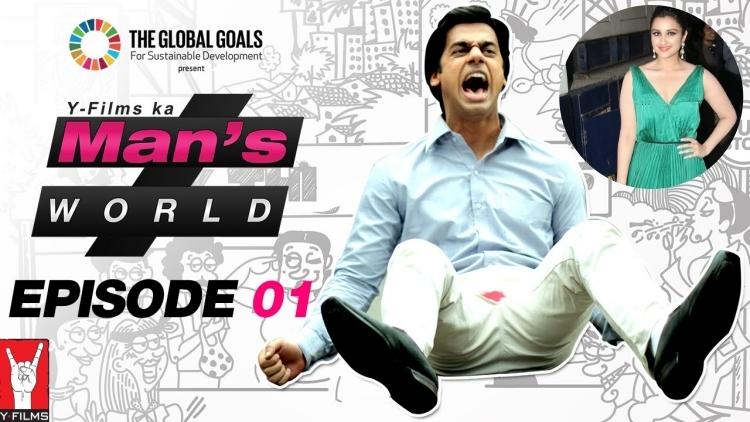 Parineeti Chopra in Man's World (Web Series)