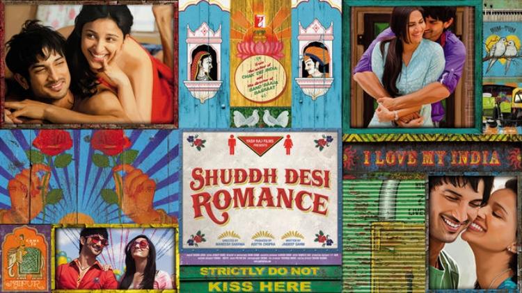 Parineeti Chopra in Shuddh Desi Romance