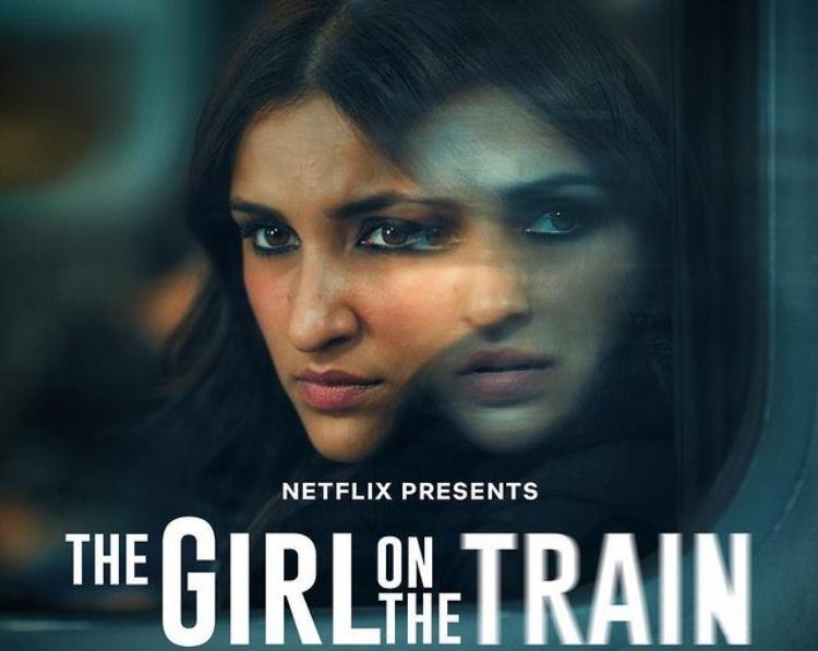 Parineeti Chopra in The Girl on the Train