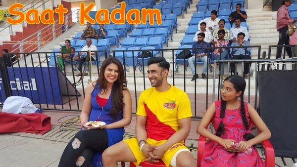 Deeksha Seth in Saat-kadam